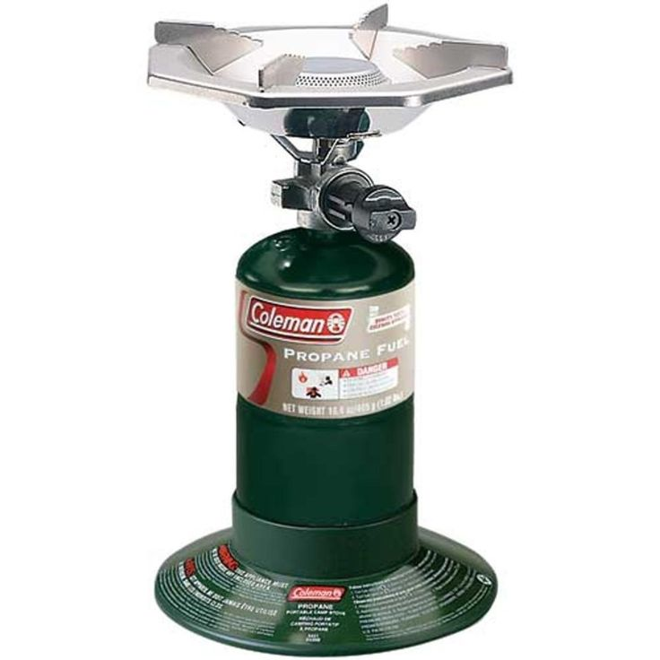 ORIGINAL Top Quality Coleman 2000010642 Single-Burner Propane Stove Free Shippi #Coleman