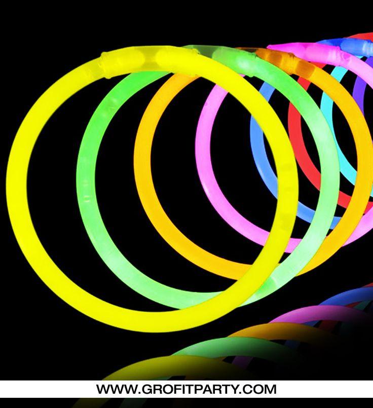 Glow Stick Necklaces