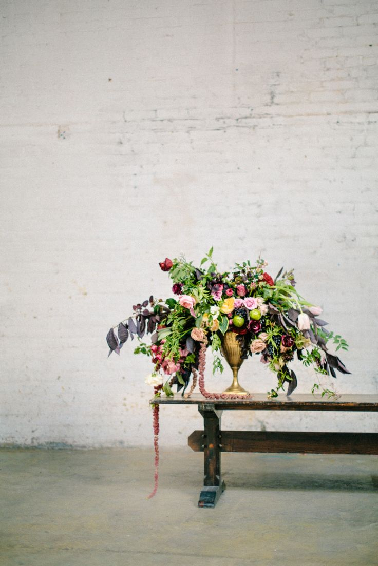 M. K. Sadler + Amy Osaba Florals