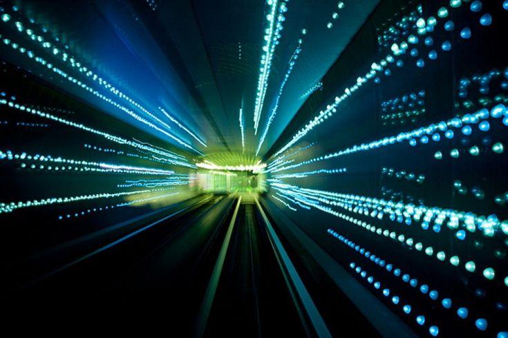 Shanghai, viaggio nel tunnel psichedelico