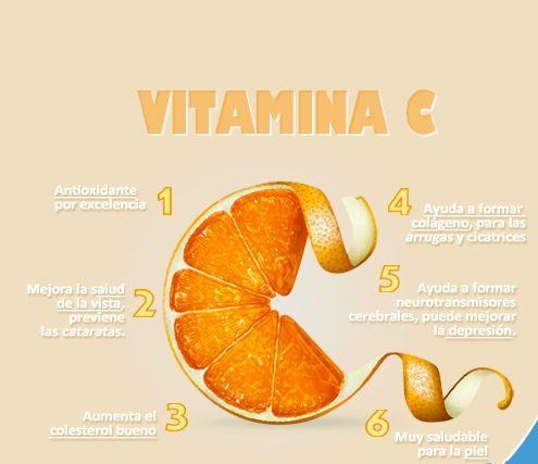 La Vitamina C Proveniente Principalmente De Los C 237 Tricos