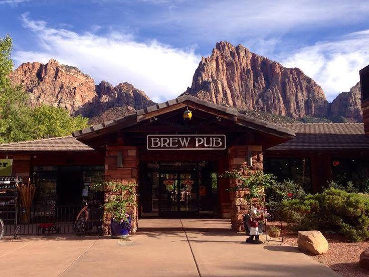 Zion Canyon Brew Pub, Springdale Restaurant Reviews