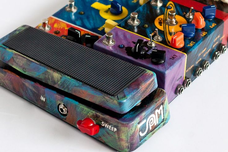 Custom Multi-pedals image 1