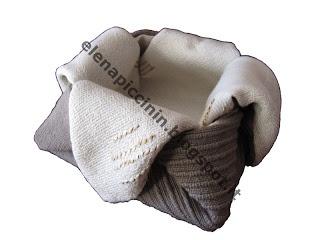 Homerigami collection: Lilium - design: elena piccinin