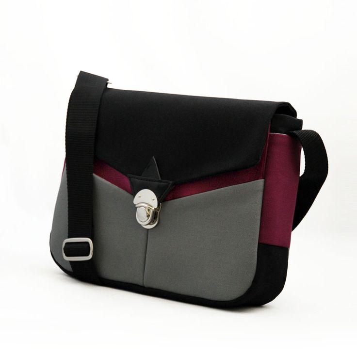 jiyoh canvas shoulder bag