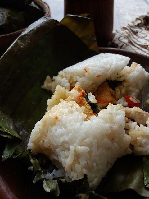 Resep Masakan Indonesia: RESEP NASI BAKAR