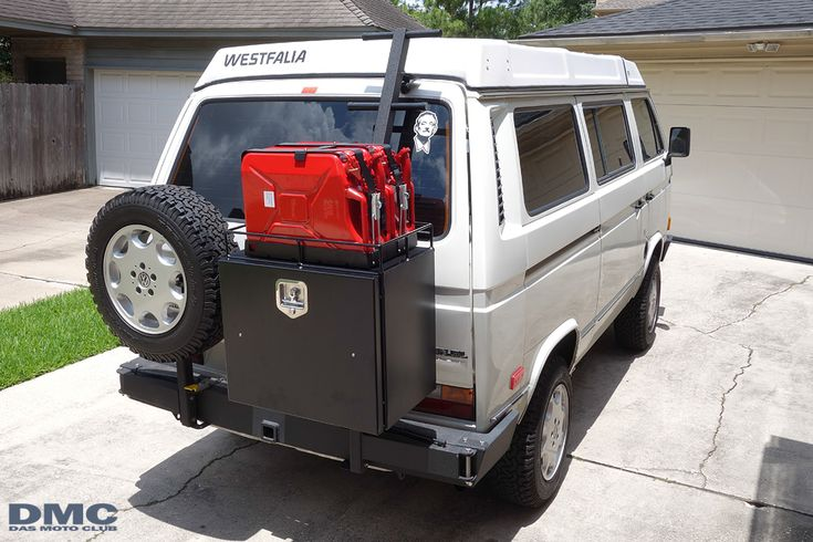 My Aluminess Galley Box Install On My 87 Vanagon