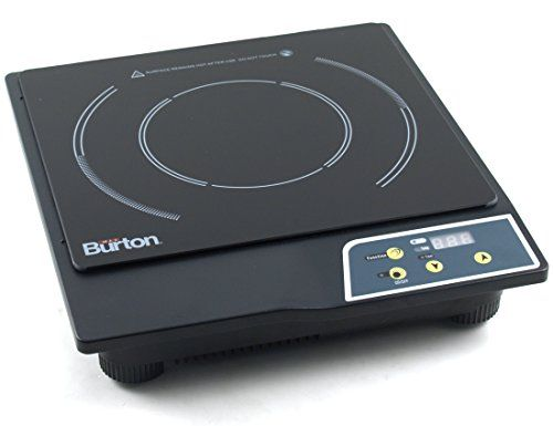 Small Kitchen Appliances Max Burton 6000 1800-Watt Portable Induction Cooktop, Black -- Details can be found by clicking on the image.