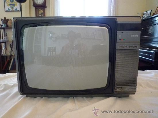 U00bfen Qu U00e9 A U00d1o Entr U00f3 La Primera Tv En Color En Vuestra Casa