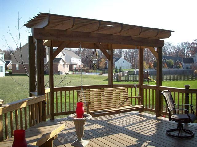 14 best images about pergolas and shade structures on for Mercedes benz of centerville washington township oh