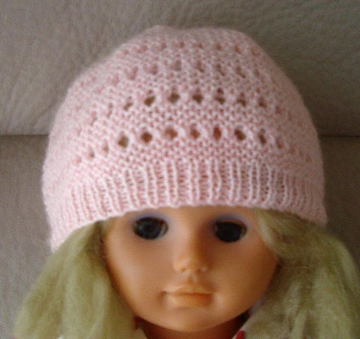 Knitting Pattern Baby Hat 4 Ply : 17 best images about Hats on Pinterest Free pattern ...