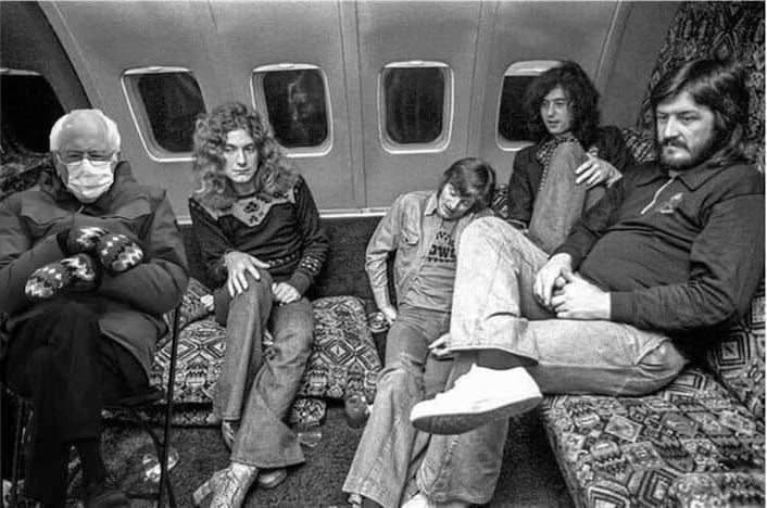 Led Zeppelin Groupie In 2021 Led Zeppelin Zeppelin Historical Moments