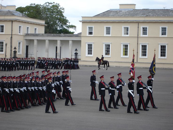 sandhurst military academy | Royal Military Academy Sandhurst 2004