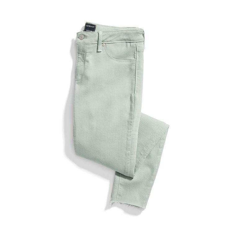 Stitch Fix Spring Styles: Mint Skinny Jeans