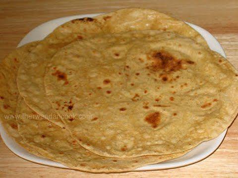 Resepi Roti Chapati Indian Bread Roti Indian Bread Recipes