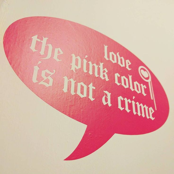 Love the #pink colori is notte a crime #fucsia #life #turin #shopping #girlpower #quotesoftheday