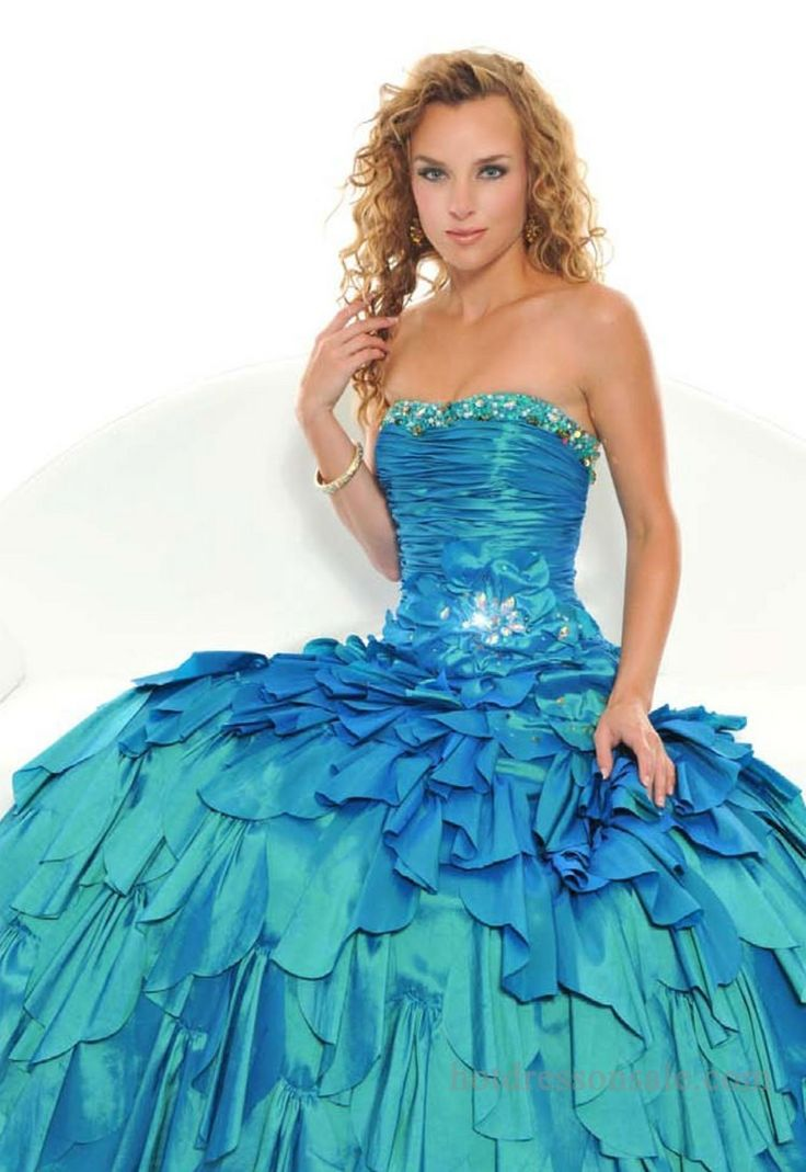 33 best Quince Dresses images on Pinterest | Quince dresses, Ball ...