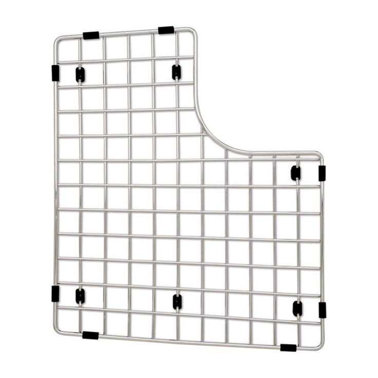 Blanco 15.25 X 12.75 In. Stainless Steel Sink Rack   222429