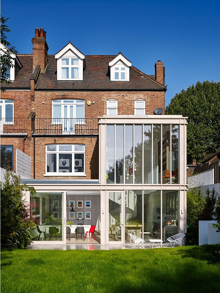 Edwardian House by Andy Martin Architecture