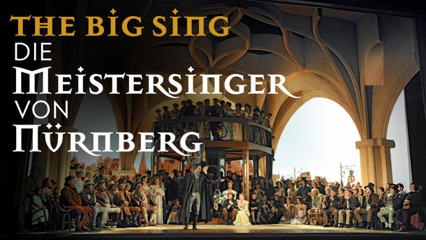 Saw this opening night...5 1/2 hours of beauty. Die Meistersinger von Nurnberg by Richard Wagner; Feb. 8 - Mar. 3