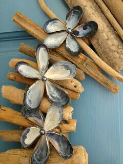 359 Best Driftwood Amp Shell Art Images On Pinterest Beach