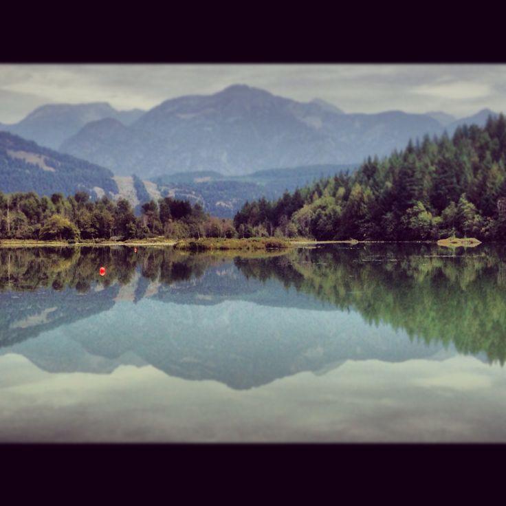 Serenity in Pemberton British Columbia