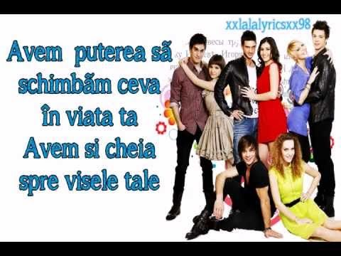 La-La Band [Avem acelasi vis] - Lyrics - YouTube