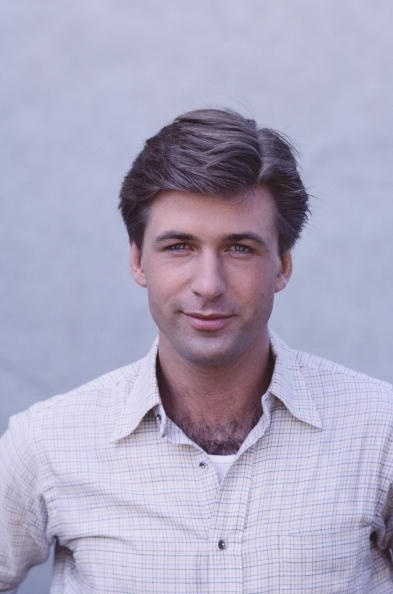 Young Alec Baldwin. We have a winner.