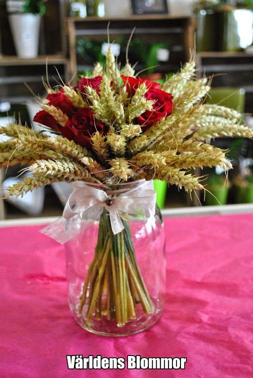 Bordsarrangemang för bröllop och fest