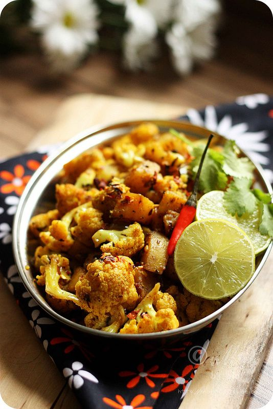 Monsoon Spice | Unveil the Magic of Spices...: Punjabi Aloo Gobi Recipe | How to Make The Classic...