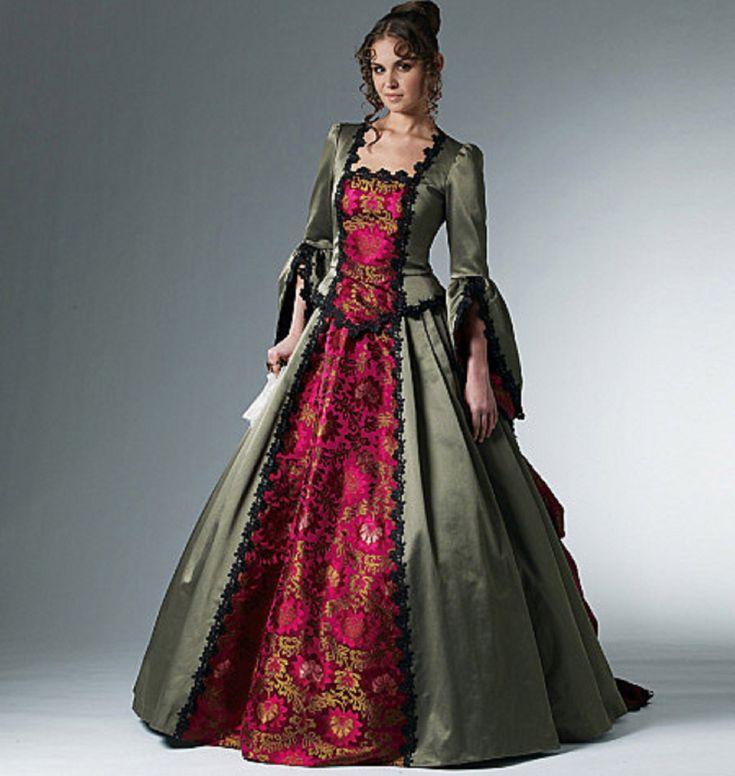 Renaissance Wedding Dress Costume History Mccall S By Heychica: Best 25+ Victorian Era Hairstyles Ideas On Pinterest