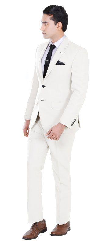 White linen suit for men online,White custom suits for men