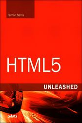 HTML5 Unleashed by Simon Sarris HTML5 Unleashed is the definitive guide that covers the key web segments driving the eventual fate of the Web. Tackle the force of HTML5 to make web applications and arrangements that convey cutting edge media substance and intelligence with new Audio, Video, and Canvas components. HTML5 innovations are fundamental information for now's web engineers and fashioners. New APIs, for example, Local Storage, Geolocation, Web Workers, and more extend the Web as a…