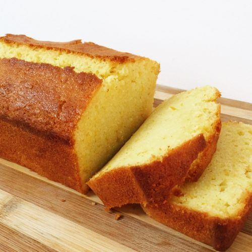 Low Carb Keto Pound Cake Recipe
