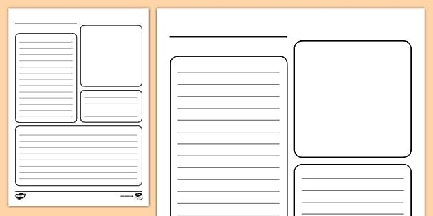 Fact File Template Card Template Writing Templates Informational Writing