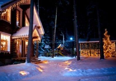 Отдых в Карелии: база отдыха «Эдем» Главная