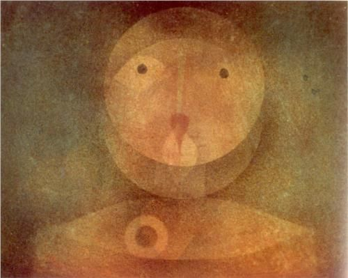 Paul Klee, Pierrot Lunaire