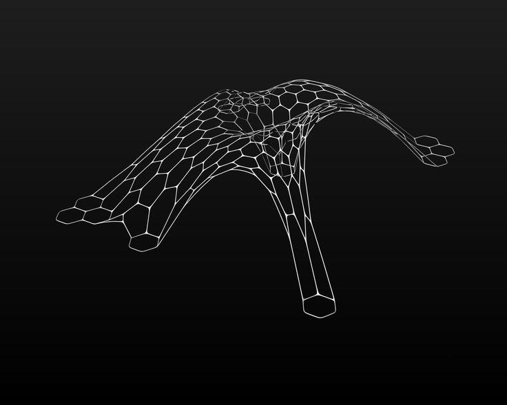 Hexagon - Exowireframes