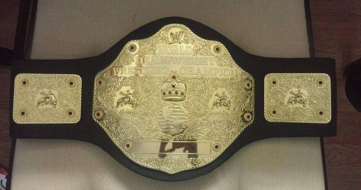 """WWE WCW World Heavyweight Championship Jakks Belt 32"""" Waist RETIRED HOGAN FLAIR - http://bestsellerlist.co.uk/wwe-wcw-world-heavyweight-championship-jakks-belt-32-waist-retired-hogan-flair/"""