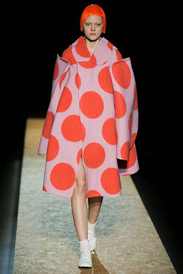 Comme des Garçons »  Fall 2012 RTW »: Fashion, Autumn Fall, Comme Fall, For Boys, Fall 2012, Dots, Like, 2012 Rtw