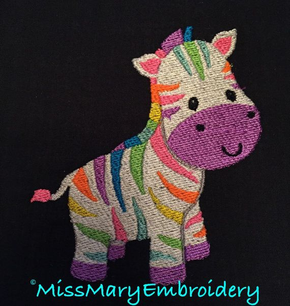 17 Best Ideas About Rainbow Zebra On Pinterest Animal