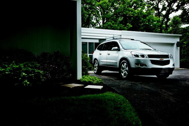 Primera imagen (4/02/2013)¿Con qué marca de equipo de sonido viene la Chevrolet Traverse? #ChevroletNoSeDetiene