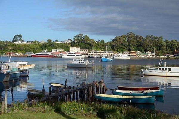 #Strahan #Tasmania ~ photo by Dan Fellow, article for think-tasmania.com