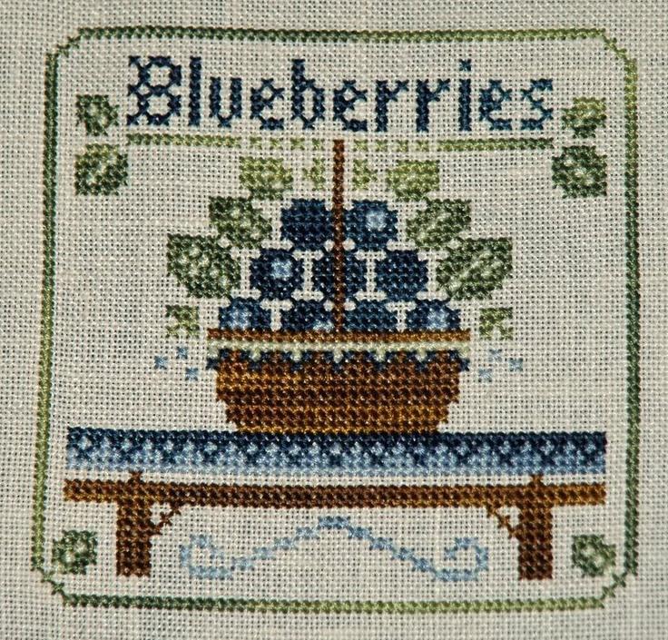 LHN - Blueberries