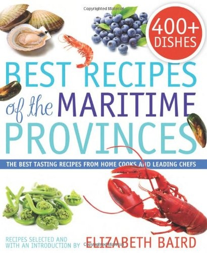 Maritime cooking starts with great local produce--lobster, scallops, oysters, blueberries, apples, cranberries, maple syrup, and more. There are treasured traditional dishes--hodge podge, baked beans, gingerbread, blueberry grunt--as well as the simple but delicious lobster boil.