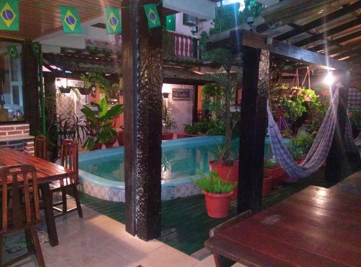 Hostel Villas Boas, Arraial do Cabo, Brazil   Life is a Hammock