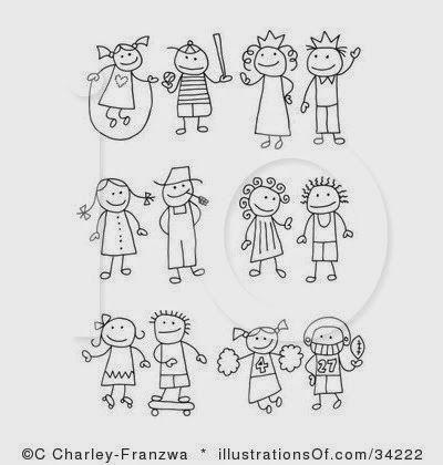 Πολλές φορές αναρωτιόμαστε πώς να δείξουμε στα μικρά παιδιά να ζωγραφίζουν εύκολα και γρήγορα ανθρώπους ,ζώα σε κίνηση με απλές γραμμές ,μ...