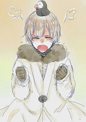 Iceland - Hetalia!!! Cute, adorable guy anime character ( If I was anybody from Hetalia I would be Iceland, were kinda similar, and we have the same birthday )