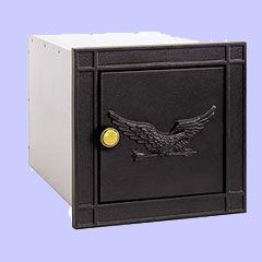 Decorative Column Residential Mailboxes