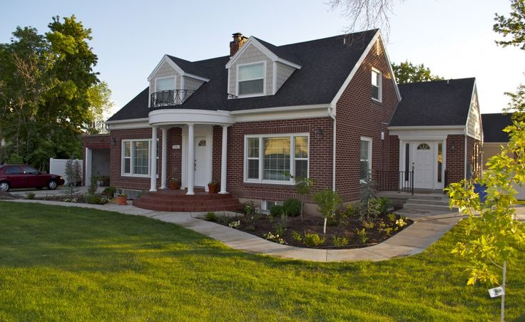Exterior house color ideas for capes - House Exteriors Red Brick Houses Exterior Color Combinations Exterior